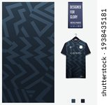 soccer jersey pattern design.... | Shutterstock .eps vector #1938435181