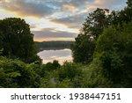 Sunrise On The Lake Amtssee...