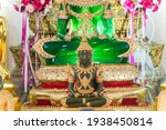 The Artificial Emerald Buddha...