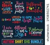 sweet cute inspiration autism...   Shutterstock .eps vector #1938502741