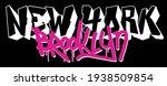 urban street art style graffiti ... | Shutterstock .eps vector #1938509854