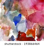 art abstract colorful vibrant... | Shutterstock . vector #193866464