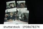 rome  italy   january 16  2021  ... | Shutterstock . vector #1938678274
