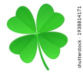Clover With Four Leaves...