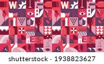abstract seamless pattern with...   Shutterstock .eps vector #1938823627