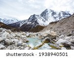 turquoise water of bhote river. ... | Shutterstock . vector #1938940501