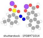 3d illustration of lithol... | Shutterstock . vector #1938971014