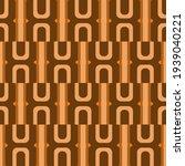 Seamless Pattern  Vintage Style....