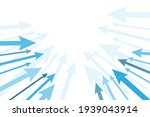 abstract arrow growth and... | Shutterstock .eps vector #1939043914