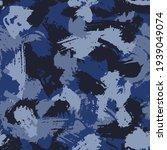 grunge brush strokes ... | Shutterstock .eps vector #1939049074
