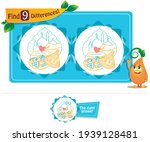 visual game for children and... | Shutterstock .eps vector #1939128481