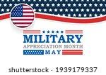national military appreciation... | Shutterstock .eps vector #1939179337