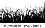 meadow grass seamless... | Shutterstock .eps vector #1939218841