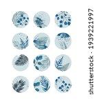 highlight cover set  abstract...   Shutterstock .eps vector #1939221997