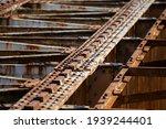 A Closed Railway Bridge In...