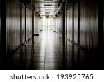 dark corridor and light at... | Shutterstock . vector #193925765