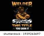 welder nobody gives you this... | Shutterstock .eps vector #1939263697