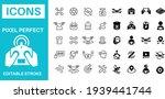 drone icons vector design ... | Shutterstock .eps vector #1939441744