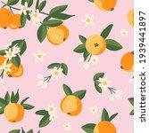 summer tropical seamless... | Shutterstock .eps vector #1939441897