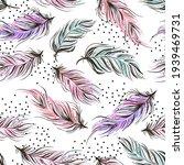 seamless vector repeat pattern... | Shutterstock .eps vector #1939469731