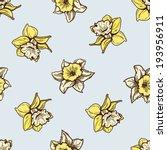 Seamless Flowers Pattern....