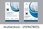 business flyer layout template...   Shutterstock .eps vector #1939678051