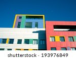 colorful details of modern... | Shutterstock . vector #193976849