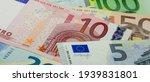 Euro Banknotes In Denominations ...
