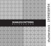 classic batik seamless pattern... | Shutterstock .eps vector #1939858954