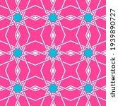 modern tangled lattice pattern... | Shutterstock .eps vector #1939890727