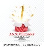 10th anniversary celebration....   Shutterstock .eps vector #1940053177