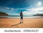 the perfect beach | Shutterstock . vector #194014127