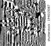 vector illustration of black...   Shutterstock .eps vector #194015087