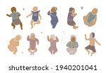 modern babies in boho...   Shutterstock .eps vector #1940201041