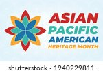 may is asian pacific american... | Shutterstock .eps vector #1940229811