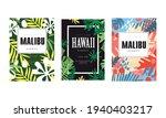 Malibu  Hawaii Summer Banner...