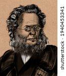 Henrik Johan Ibsen Was A...