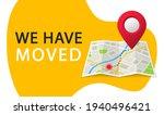 we have moved. navigation map...
