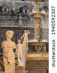 The Praetorian Fountain Or...