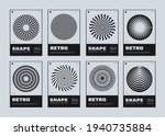 set of minimalist abstract... | Shutterstock .eps vector #1940735884