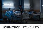 Hospital Ward  Portrait Of...