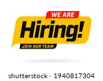 business hiring and talent... | Shutterstock .eps vector #1940817304