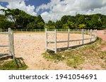 A Circular Fence To Tame Horses ...