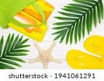 summer sea beach vacation...   Shutterstock . vector #1941061291