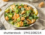 Homemade Shrimp Caesar Salad ...