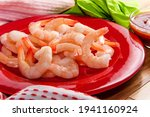 Delightful Tail On Shrimp...