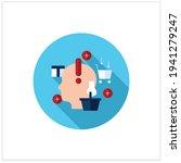 conscious consumer flat icon.... | Shutterstock .eps vector #1941279247