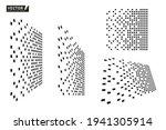 pixel  perspective  dissolves....   Shutterstock .eps vector #1941305914