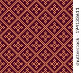 seamless pattern with... | Shutterstock .eps vector #194133611