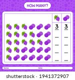 how many counting game with... | Shutterstock .eps vector #1941372907